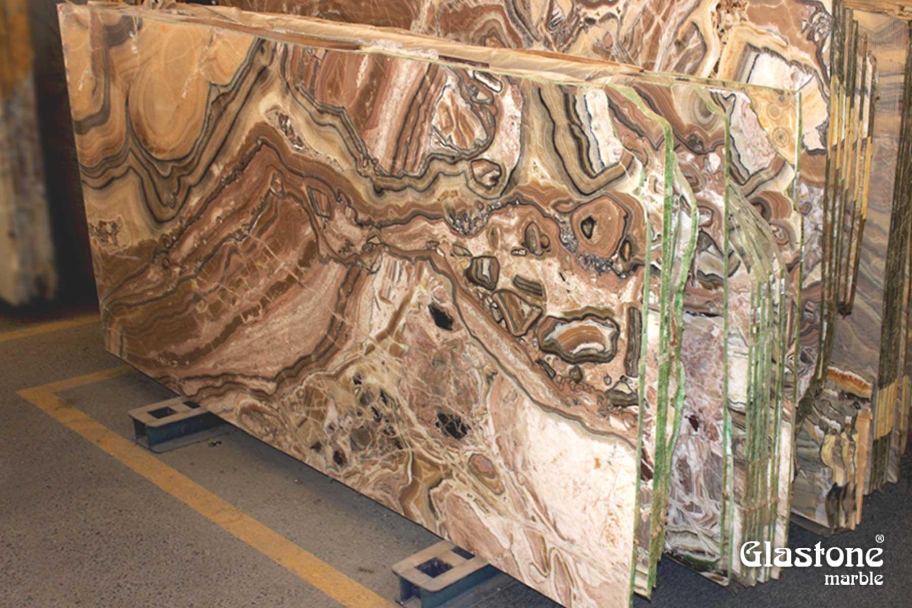glastone marble marmol solerialaminado vidrio marmol natural onyx royal