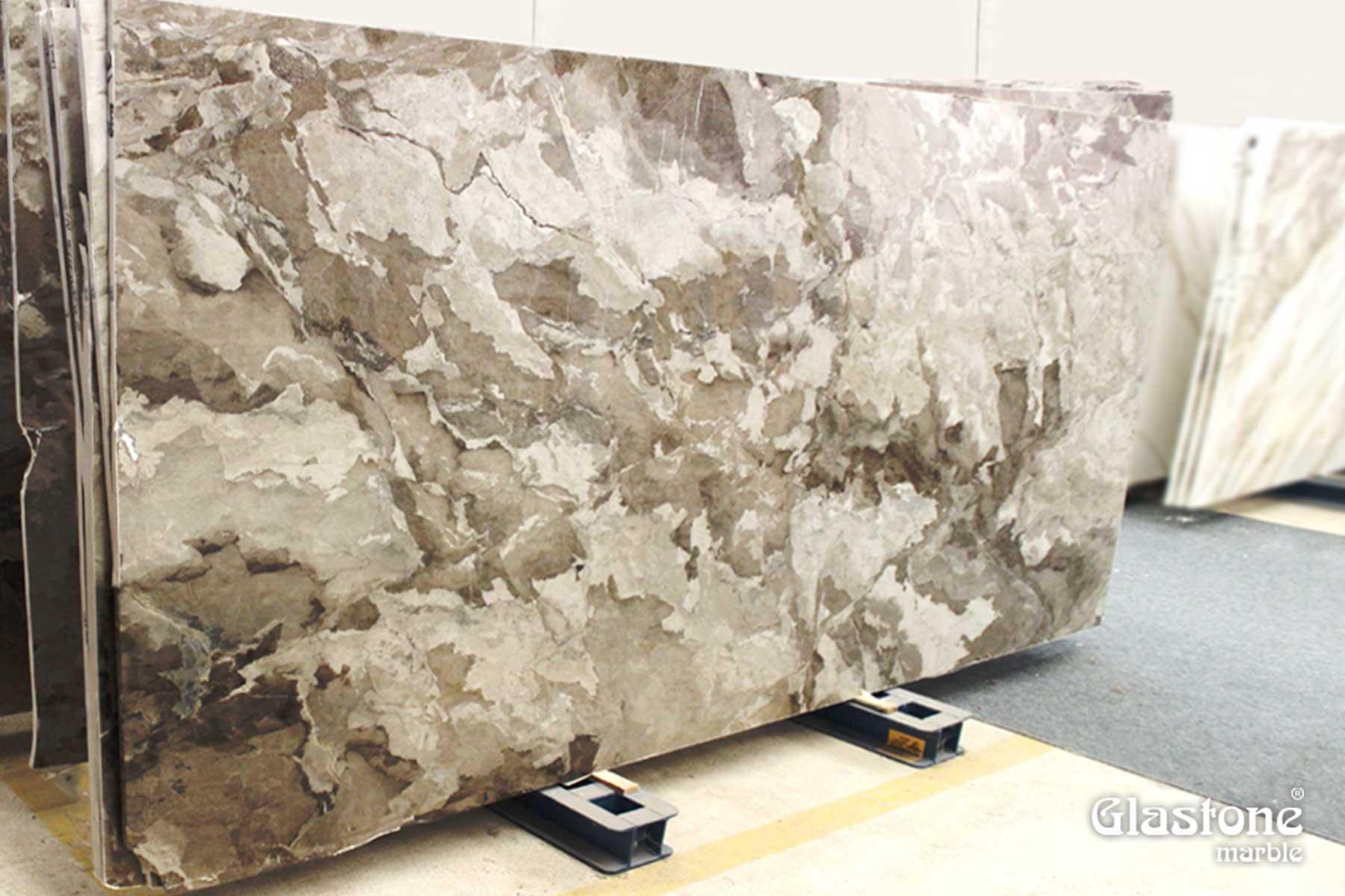 glastone marble marmol solerialaminado vidrio marmol natural tabacum